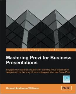 Book Review: Mastering Prezi for business presentations