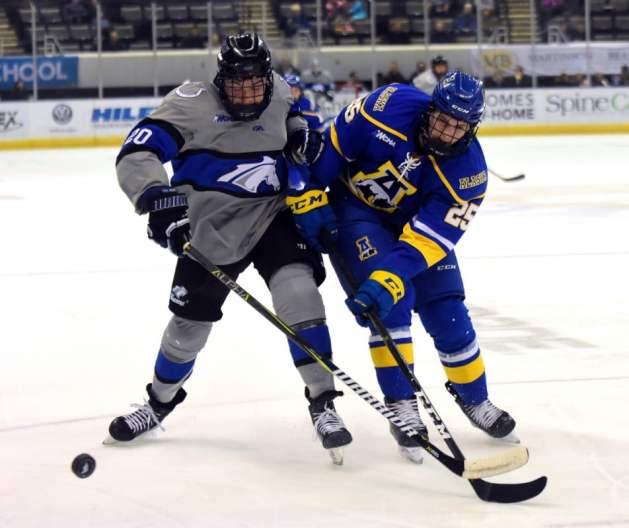 Photo Gallery: UAH vs. Alaska, Jan. 25, 2019 – UAHHockey.com