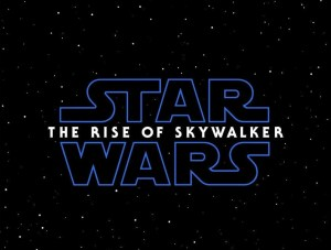 Star Wars Episódio IX – The Rise of Skywalker