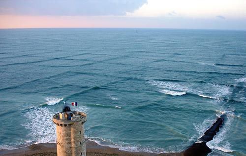 """Квадратные волны: какую угрозу таит в себе """"море в ..."""