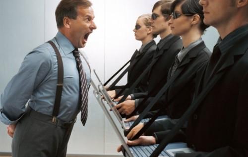 Что делать, если начальник хам: советы психолога