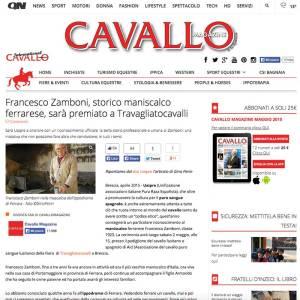 2015 Cavallo Magazine