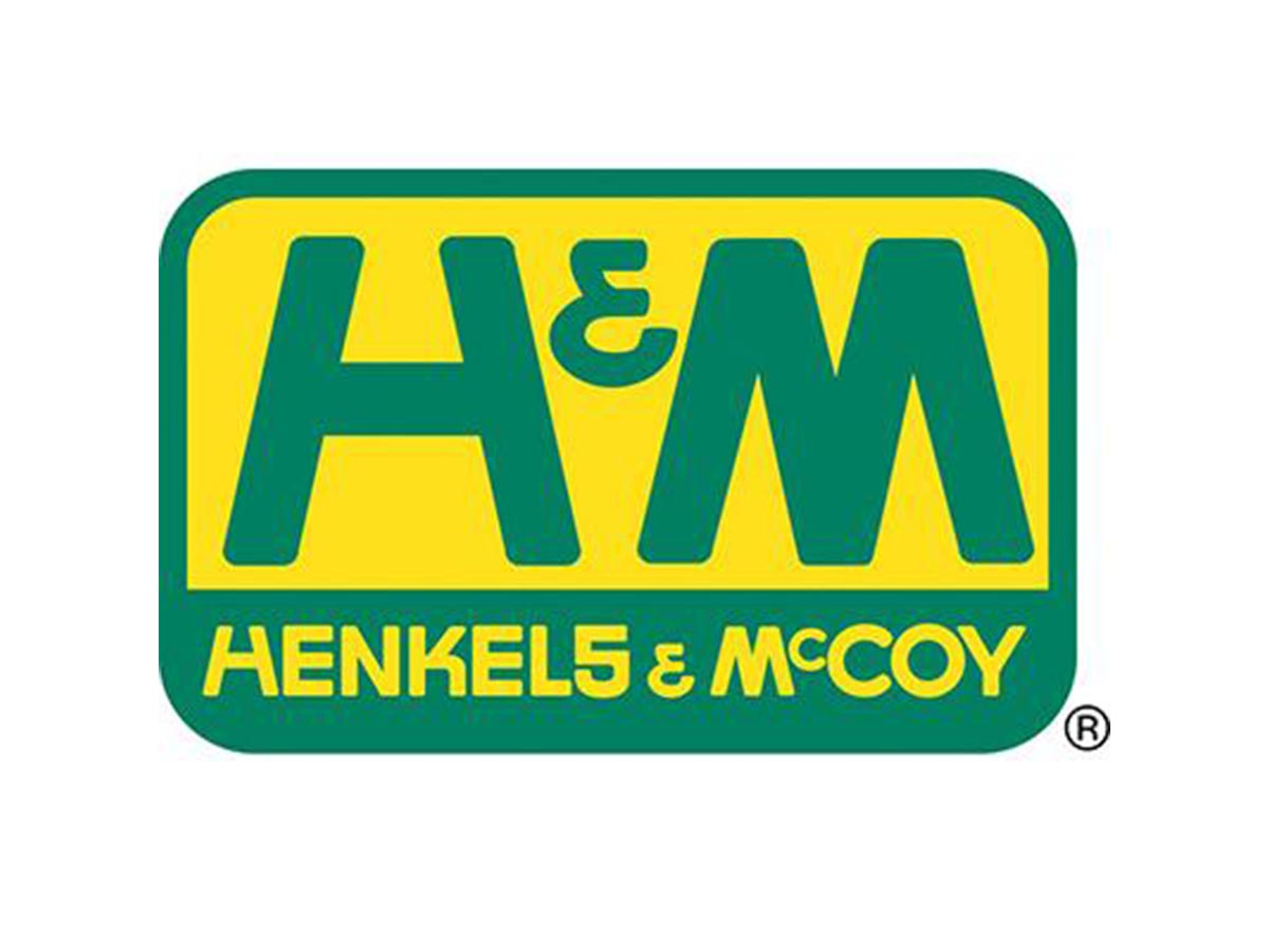 Henkels and Mccoy