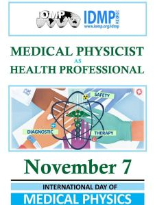Happy International Day of Medical Physics 2020