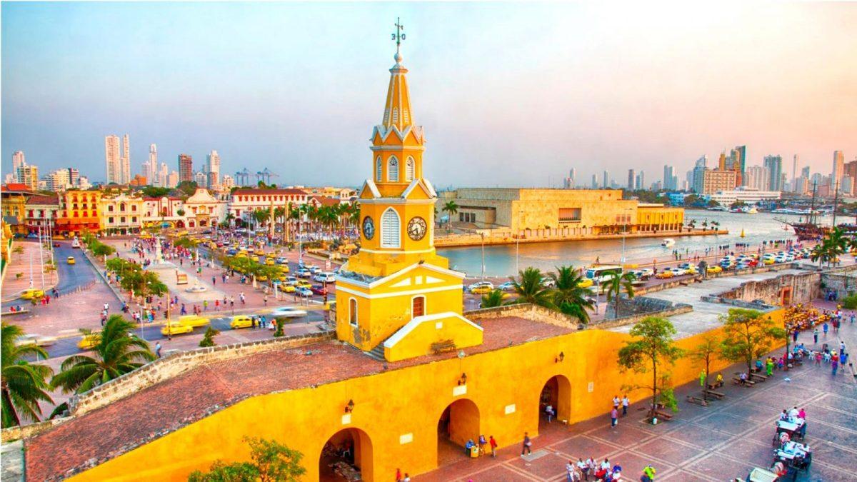 Colômbia: Cartagena, o destino mais cobiçado da Colômbia – Laboratório de  Turismo