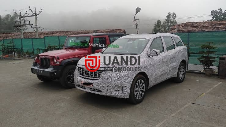 As the launch of the New 2021 Mahindra XUV500 in nearing. New updates about the all-new XUV keeps coming. Mahindra & Mahindra is rigorously testing its all-new XUV500 across different parts of the country. earlier its launch got delayed due to Covid 19 lead delay and an ongoing worldwide shortage of semiconductors.