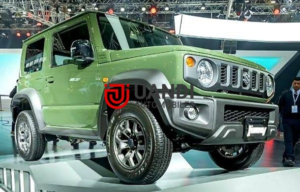 With the launch of the all-new Mahindra Thar and the upcoming BS6 New Force Gurkha. From time to time New Maruti Jimny which is considered as a fair competition to Thar is seen under testing across different parts of the country. Months back Maruti Suzuki officially started the export of 03 doors Jimny from their India Plant.