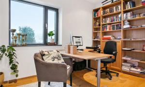 kantor di rumah