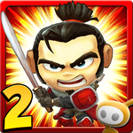 SAMURAI vs ZOMBIES DEFENSE 2 2.1.0 APK + DATA