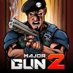 Major GUN War on terror v3.9.4 MOD APK (Money)