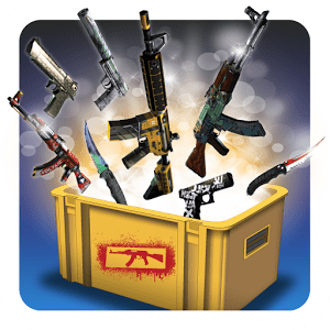 Case Chase Simulator for CS GO v1.0.2 APK + MOD (Money)