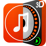 DiscDj 3D Music Player Beta Pro v 3.001s APK