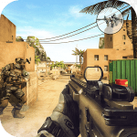 Modern Counter Global Strike 3D V1.1 MOD APK (Unlimited Money)