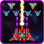 Galaxy Attack: Alien Shooter v5.88 + MOD (Mod Money) free download