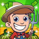 Idle Farming Empire v1.12.8 + (Mod Money) download free