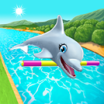 My Dolphin Show v3.43.1 + (Mod Money) download free