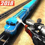Sniper 3D : Train Shooting Game v2.5 + (Free Purchase) download free