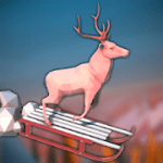 Animal Adventure: Downhill Rush v0.921 + (Free Shopping) download free