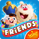 Candy Crush Friends Saga v1.2.7 + (Unlimited Lives/Plus 100 Moves) download free