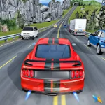 Racing Ferocity 3D: Endless v1.4 + (Free Shopping) download free