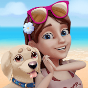 Resort Hotel Bay Story V1.0.2 + (Life Gold Coin Key) Download Free