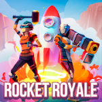 Rocket Royale v1.3.3 + (Free Shopping) download free