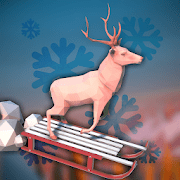 Animal Adventure Downhill Rush V1.26 + (Free Shopping) Download Free