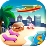 City Island: Airport ™ v2.6.0 + (much money) download free