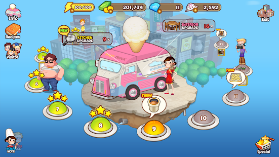 Cooking Adventure™ V40501 + (Free EnergyFreeze Play Time) Download Free