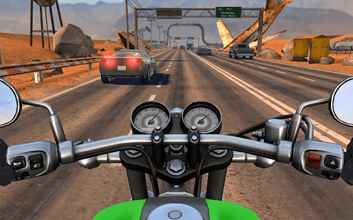 Moto Rider GO Highway Traffic V1.21.8 + (Mod Money) Download Free
