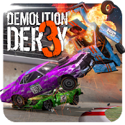 Demolition Derby 3 V1.0.011 + (Mod Money) Download Free