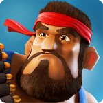 Boom Beach v 35.130 APK + Hack MOD (Unlimited Diamonds & Coins)