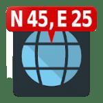 Map Coordinates 4.7.2 APK