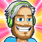 PewDiePie's Tuber Simulator v 1.30.0 Hack MOD APK (Money)