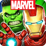MARVEL Avengers Academy v 2.10.0 Hack MOD APK (Free Store/ Instant Actions)
