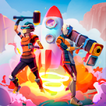 Rocket Royale v 1.5.8 Hack MOD APK (free shopping)