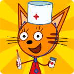 Three Cats Doctor v 1.1.2 Hack MOD APK (Unlocked)