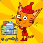 Three Cats Shop Game: CTS Children's Games v 1.2.1 Hack MOD APK (Unlocked)