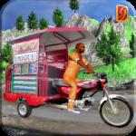 Drive Hill Chingchi Rickshaw: Offroad Driving v 2.1 Hack MOD APK (Unlocked)