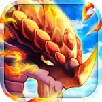 Dragon x Dragon -City Sim Game v 1.5.33 Hack MOD APK (Unlimited Coins / Jewels / Foods)