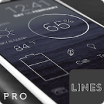 Lines Icon Pack 3.0.8 APK
