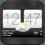 Sense V2 Flip Clock & Weather 5.00.09 APK