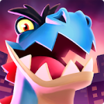 I Am Monster Idle Destruction v 1.5.4 Hack MOD APK (not attacked by mobs and turrets)
