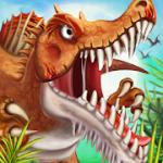 Dino Battle v 11.01 hack mod apk (Unlimited resources)
