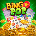 Bingo Pop Live Multiplayer Bingo Games for Free v 6.1.50  Hack mod apk (Unlimited Cherries / Coins)