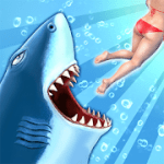 Hungry Shark Evolution v 7.5.10 Hack mod apk (Unlimited Coins / Gems)