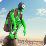 Rope Frog Ninja Hero Strange Gangster Vegas v 1.2.0 Hack mod apk (Unlimited Gold Coins)