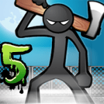 Anger of stick 5 zombie v 1.1.15 Hack mod apk (Free Shopping)