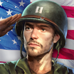 WW2 Strategy Commander Conquer Frontline v 2.5.1 Hack mod apk (Unlimited Money)