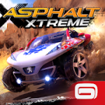 Asphalt Xtreme Rally Racing v 1.9.3b Hack mod apk (Unlimited Money)